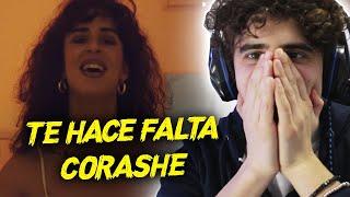 (REACIÓN) | Nathy Peluso - CORASHE (Video Oficial) *NATHY SOS LO MEJOR QUE HAY* 🔥😱