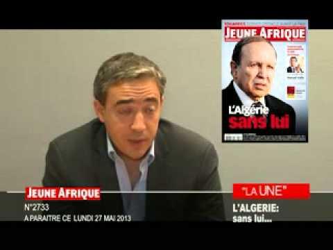 Jeune AFRIQUE du 27 mai 2013