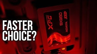 "ADATA XPG SX950 240GB Review - Not Your Ordinary 2.5"" SSD"