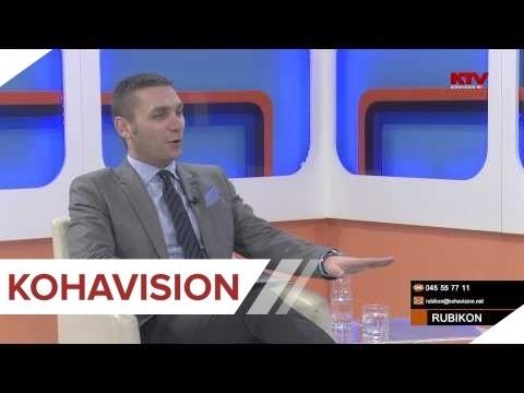 RUBIKON - Andrea Lorenzo Capussela - Ish-shef i sektorit ekonomik në ICO 29.01.2015