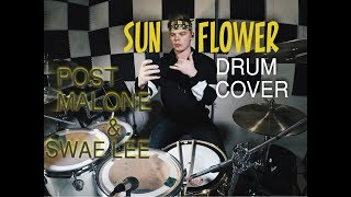Baixar Sunflower - Post Malone, Swae Lee [Drum Cover Video]