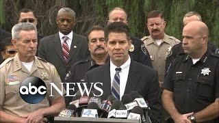 San Bernardino Shooting Investigated as 'Act of Terrorism'
