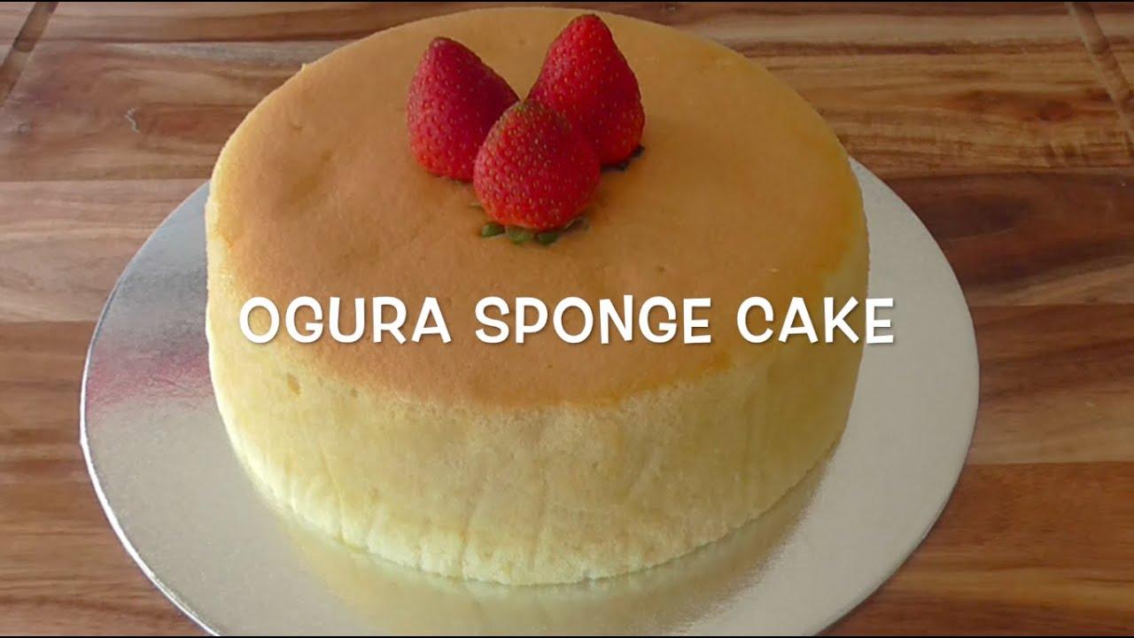 How To Make Sponge Cake Recipe