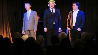 BREXODUS! THE MUSICAL The Three Brexiteers