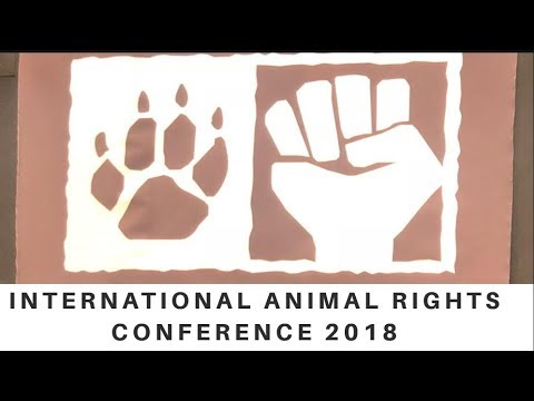 The Must See Speech by Dr. Melanie Joy! Luxembourg Animal Ri