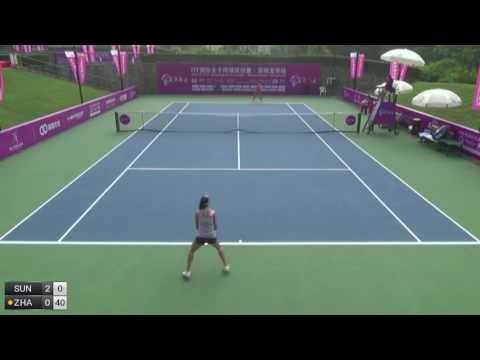 Sun Xu Liu v Zhao Di - 2016 ITF Shenzhen