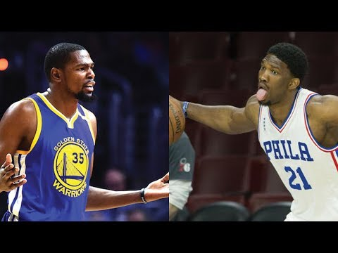 """Kevin Durant Blasts the Sixers' New """"FEDS"""" Nickname"""