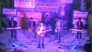 Kabhi Na Kabhi To Miloge(Shaapit)Rock-Nirvikalp Live@ South Avenue Mall(Jabalpur)