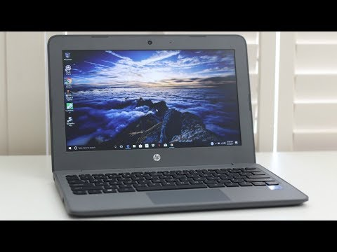 HP Stream 11 Pro G4 Late 2017 Review