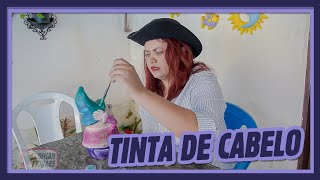 TINTA DE CABELO!
