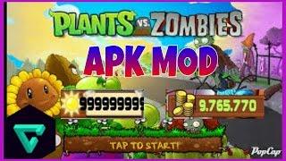 Plants Vs Zombies APK MOD
