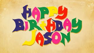 Happy Birthday Jason Becker, Round 1 - Beautiful Birthday Greetings from Musicians and Friends.