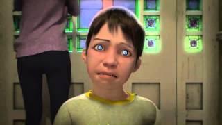 Bogeyman animated short-film (sound design remake)