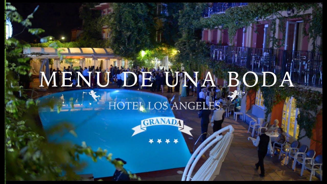Men de una boda hotel los angeles youtube - Hotel los angeles en granada ...