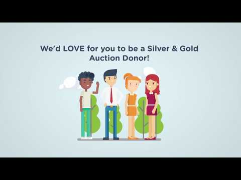 Why Donate to the SOSCA Silver and Gold Auction?