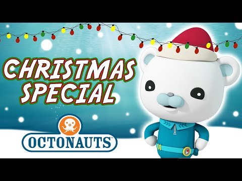 Octonauts - Christmas Special | The Great Rescue