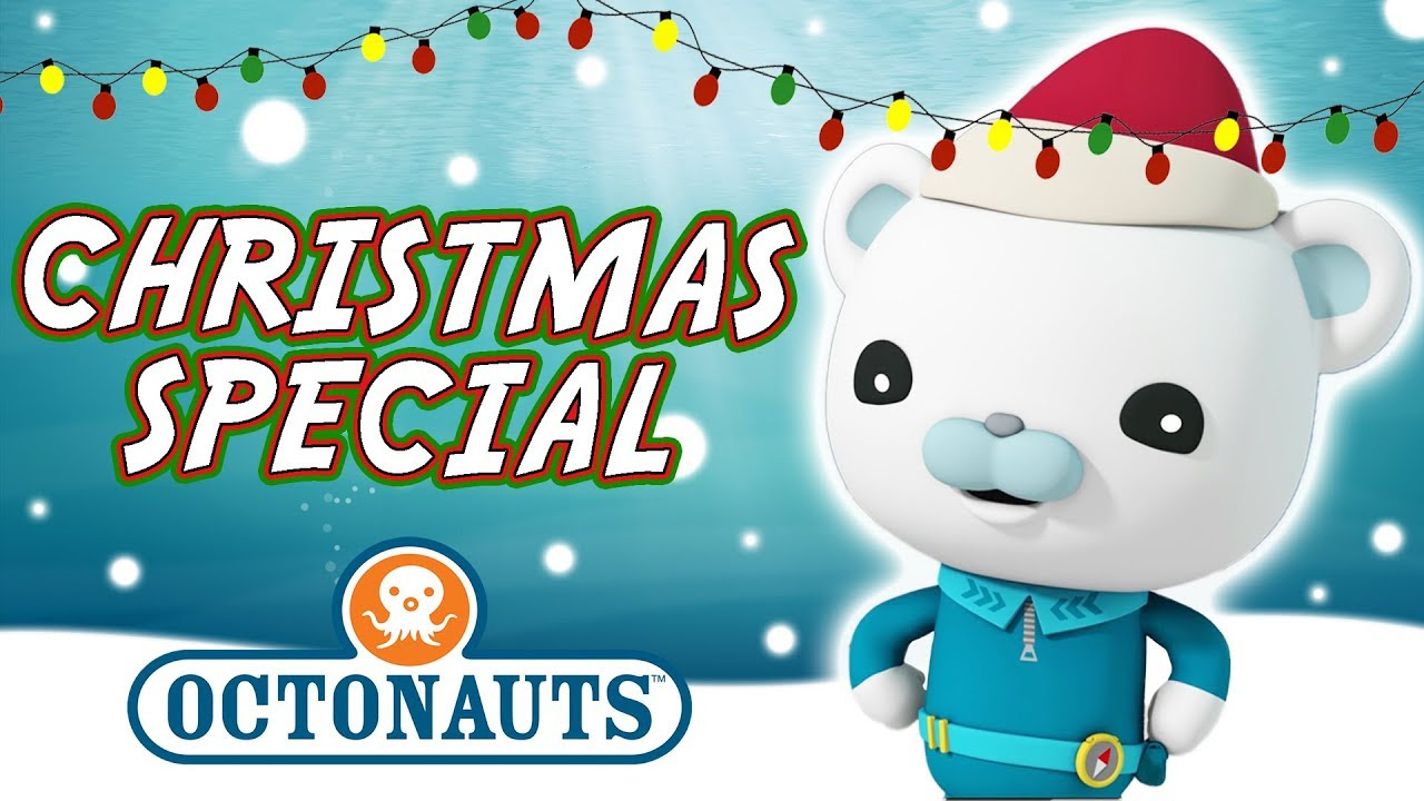 Octonauts - Christmas Special | The Great Rescue - YouTube