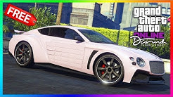 GTA 5 Online The Diamond Casino & Resort DLC Update - FREE SPORTS CAR! THE BEST VEHICLE IN THE GAME!