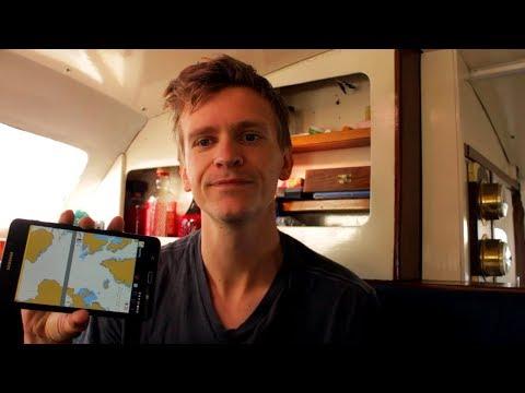 Cheap Tablet Chartplotter   Sailing Kittiwake - Extra