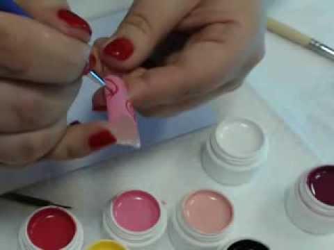 Купить гель-краски для ногтей