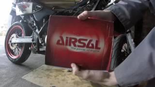 Tuto montage kit 150cc airsal