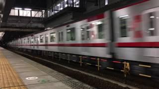 甲種輸送 EF65 2093号機+東武70000系(71701F) 大府駅通過