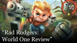 Rad Rodgers PS4 Review (Video Game Video Review)