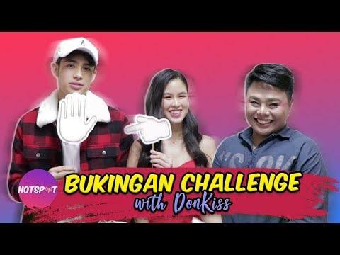 Hotspot 2018 Episode 1583: DonKiss, tinanggap ang 'Bukingan Challenge'!