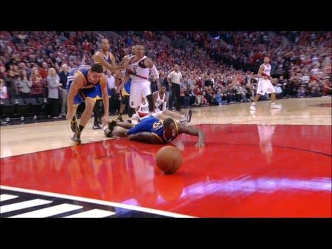Warriors 2014-15 Season: Game 3 vs. Blazers