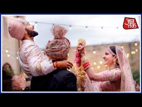 Virat Kohli and Anushka Sharma Tie Knot in Italy