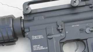 kwa 2gx m4a1 airsoft gun review