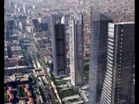Cuatro Torres Business Area (CTBA) - Madrid Arena