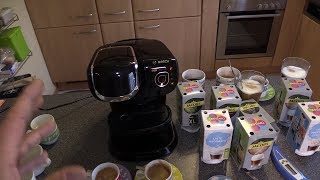 Bosch Tassimo My Way TAS6002 - TEST