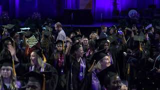 Grand Canyon University Commencement Oct 18th 2019 2pm