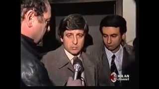 Stagione 1981/82: Milan-Catanzaro 0-1