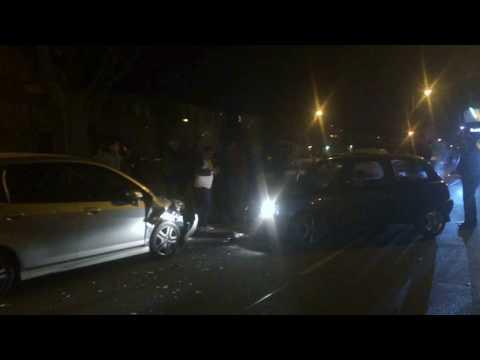 Queensbury, road traffic collision