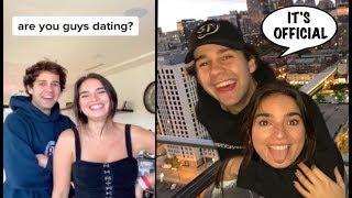 David Dobrik and Natalie Confirmed DATING!!