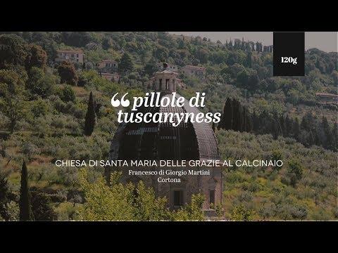 Pills of Tuscanyness - Chiesa di Santa Maria al Calcinaio (Francesco di Giorgio Martini)