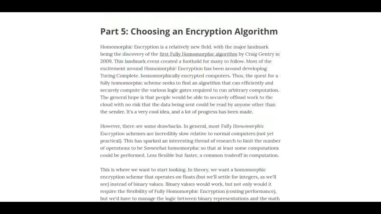 encryption technique research papers Encryption techniques term papers explain what encryption is and various techniques for encrypting data sample college papers from paper masters can help you on your.