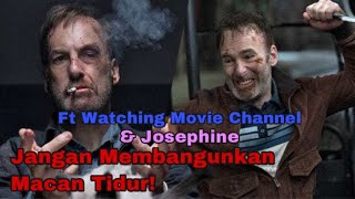 John Wick Bila Tua Yang Pensiun I Review Film Nobody Ft Watching Movie Channel & Josphine