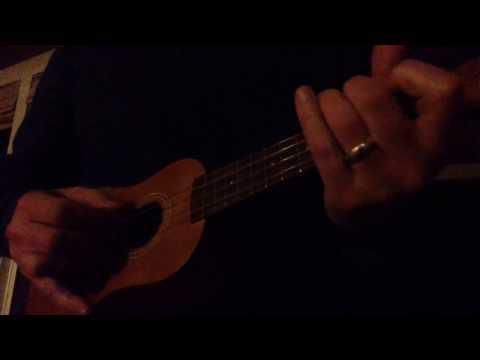 Good Night (John Lennon/The Beatles) performed on ukulele by Jamie Barrett