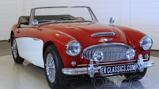 Austin-Healey 3000 MK3 1965 -VIDEO- www.ERclassics.com