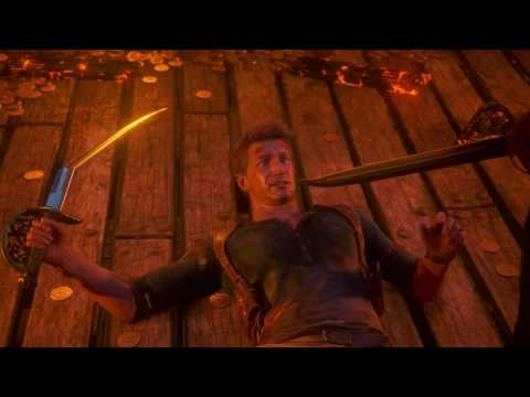 Uncharted 4 A Thief S End Chapter 22 Rafe Adler Death Cutscene