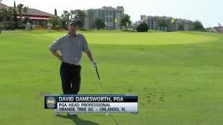 David Damesworth, PGA: Short Game Pitching Tips