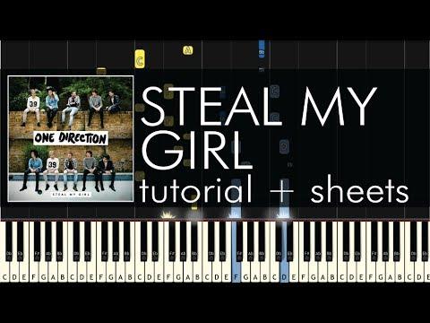 Compartir la letra Steal My Girl