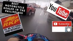 Best motorcycle dealer in the philippines (RKP Trading Corp)