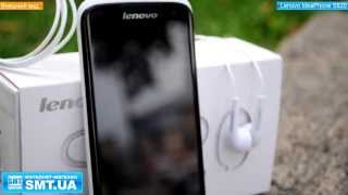 Видео обзор на смартфон / телефон Lenovo S820(Видео обзор на мобильный телефон Lenovo S820 от китайского производителя Lenovo. Смартфон работает на базе мощного..., 2013-09-26T09:13:41.000Z)