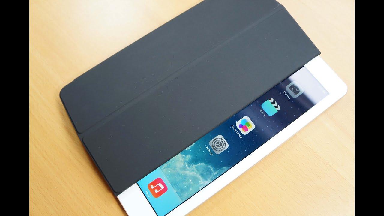 Apple air smart cover black mf053zm/a