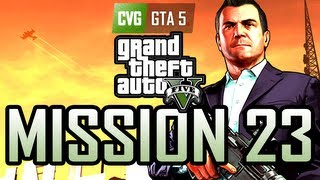 GTA 5 Gameplay Walkthrough Part 23: Multi Target Assassination [Gold] [No commentary]: