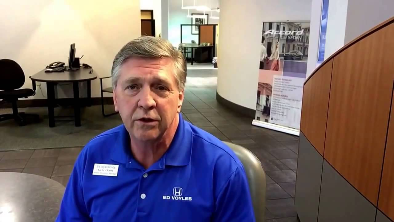 Review Gwinnett Place Honda Alternative | Ed Voyles Honda With Gene Odom    Duluth, GA